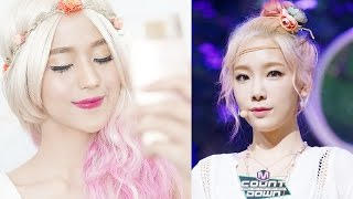 SNSD TAEYEON - PARTY INSPIRED MAKEUP TUTORIAL