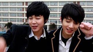 getlinkyoutube.com-Bangtan Boys - Funny & Cute Moments of 2013