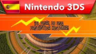 getlinkyoutube.com-Inazuma Eleven 3: Fuego explosivo / Rayo celeste - Tráiler (Nintendo 3DS)