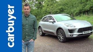 Porsche Macan SUV 2014 review - Carbuyer