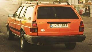 getlinkyoutube.com-Passerati: Smoke Them All | VW Passat B2 1.9 TDI vs. Ferrari 458 Italia, BMW M5, Audi S4 | BelekasTV