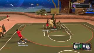 getlinkyoutube.com-NBA 2K17 How To Get Bone Collector MyPark Badge (AFTER PATCH)