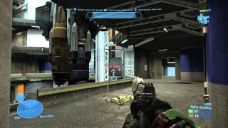 getlinkyoutube.com-Halo Reach - Living Dead - 133 Points On Countdown by Wound Safe