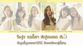 getlinkyoutube.com-[Karaoke-Thaisub] Apink - Secret (시크릿)