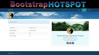 getlinkyoutube.com-Creating Internal Hotspot Web Interface Login Page on Mikrotik