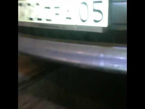 Защита двигателя Хонда Одиссей 1996г Алматы