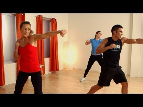 Cardio Tai Box Workout | Crunch Gym Fitness | Class FitSugar