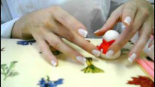 Boneco de neve de pasta americana - Episódio #2