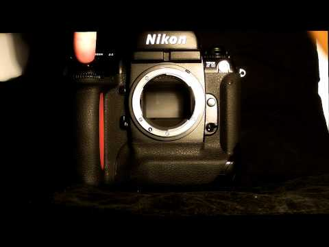 Nikon F5 @8fps - Slow Motion