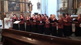 X Nemzetközi melódiák szárnyain kórustalálkozó a füleki templomban 2018
