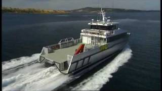 getlinkyoutube.com-Limitless - 28.7m catamaran offshore support boat
