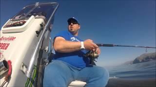 getlinkyoutube.com-Μαθαίνοντας την τεχνική του ιντζικου /inchiku fishing