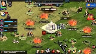 getlinkyoutube.com-Clash of Kings, china farmer, clone, bot, speed farm