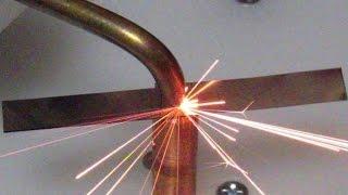 getlinkyoutube.com-自作スポット溶接機 DIY spot welder