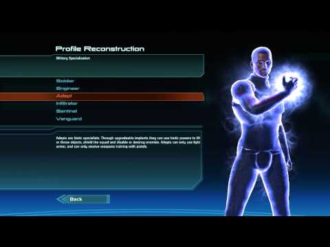 Let' Play Mass Effect : : Adept : : [ Part 1] [HD]