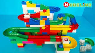 getlinkyoutube.com-Knikkerbaan uitpakken - Unboxing a marble run