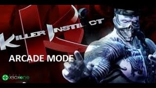 getlinkyoutube.com-Killer Instinct: Shadow Jago Arcade Mode 1080P HD
