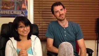 getlinkyoutube.com-[1̶0̶,̶0̶0̶0̶ 12,000 Subscriber] - Q&A Session with Aphmau & Castor