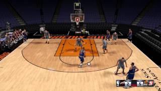 getlinkyoutube.com-NBA 2K16 Money Play´s: Fist 19 & Quick 23