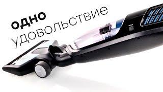 getlinkyoutube.com-Обзор пылесоса Philips PowerPro Aqua FC6401/01