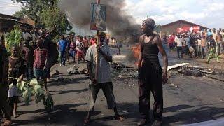 getlinkyoutube.com-Watu 3 wauawa katika maandamano Burundi