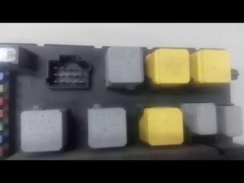 Блок предохранителей Мерседес Спринтер Фольксваген Крафтер A9069004600
