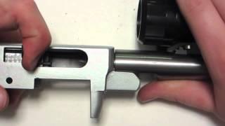 getlinkyoutube.com-Ruger 10/22 Disassembly Assembly Including Barrel