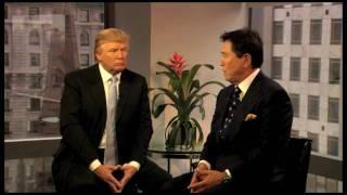 "getlinkyoutube.com-Financial Literacy Video - Donald Trump and Robert Kiyosaki ""The Art of the Deal"""