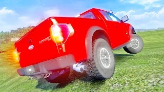 getlinkyoutube.com-Ford F150 Raptor Off Road ETS2 (Euro Truck Simulator 2)