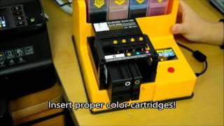 getlinkyoutube.com-auto ink refill machine AIR950 (auto ink recharcer) hp 950 951 932 933 lg 327 etc