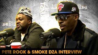 getlinkyoutube.com-Pete Rock & Smoke Dza Talk Lil Yachty, CL Smooth & Hip Hop Icons