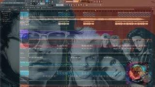 getlinkyoutube.com-The Lost Boys Theme - Cry Little Sister -  FL Studio Remake / Remix by WREC