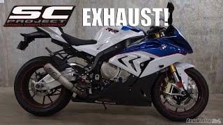 getlinkyoutube.com-2015 BMW S1000RR SC-Project Exhaust!
