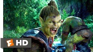 Warcraft - Orc Ambush Scene (1/10)   Movieclips