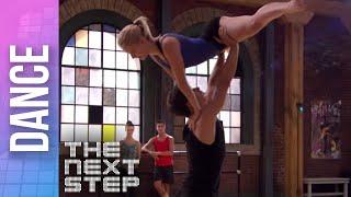 "getlinkyoutube.com-The Next Step - Extended Emily & Hunter ""Hurricane"" Duet (Season 2)"