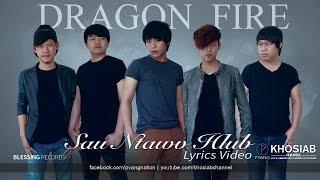 getlinkyoutube.com-Sau Ntawv Hlub - DragonFire | Yujin Thao (Official Lyrics Video)