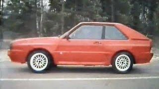 getlinkyoutube.com-Trafikmagasinet med Audi Sport Quattro Ford RS 200 peugeot turbo 16  från 1984
