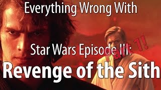 getlinkyoutube.com-Everything Wrong With Star Wars Episode III: Revenge of the Sith, Part 1