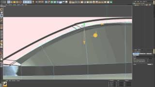 "getlinkyoutube.com-Speed modeling Cinema 4D Audi S5  ""hi res"""