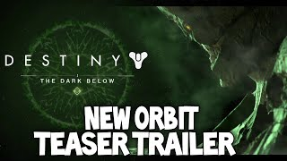 getlinkyoutube.com-Destiny: The Dark Below Trailer / Cinematic - Orbit Dark Below Eris Morn / Crota Story Teaser