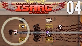 The Binding Of Isaac: Afterbirth Gameplay - Episode 4 - Free Rerolls!