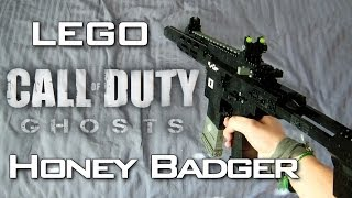 Call Of Duty: Ghosts: LEGO Honey Badger