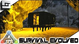 getlinkyoutube.com-ARK: Survival Evolved - STARTER HOUSE! S3E2 ( Gameplay )