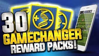 getlinkyoutube.com-CRAZY 200K+ PULL!!! MADDEN MOBILE 30x GAMECHANGER REWARD PACK OPENING + UPGRADE PACK!