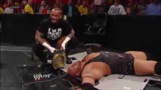getlinkyoutube.com-Dean Ambrose,Seth Rollins & Roman Reigns Debut - RAW 19/11/12