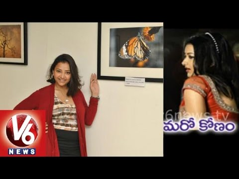 Swetha Basu, caught in prostitution scandal, is a good Photographer