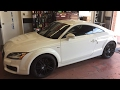 Alarms!!?? Audi TT Amplifier By-Pass!!? Volkswagen System OH MY!
