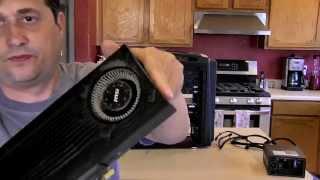 Broken AMD Computer Diagnostic