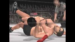 getlinkyoutube.com-SVR2007 CAW Naomi vs Gohwave