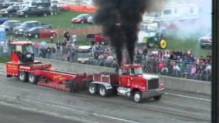 getlinkyoutube.com-USA EAST Big Rigs Pulling Series, Crawford County Fair.  Meadville, PA